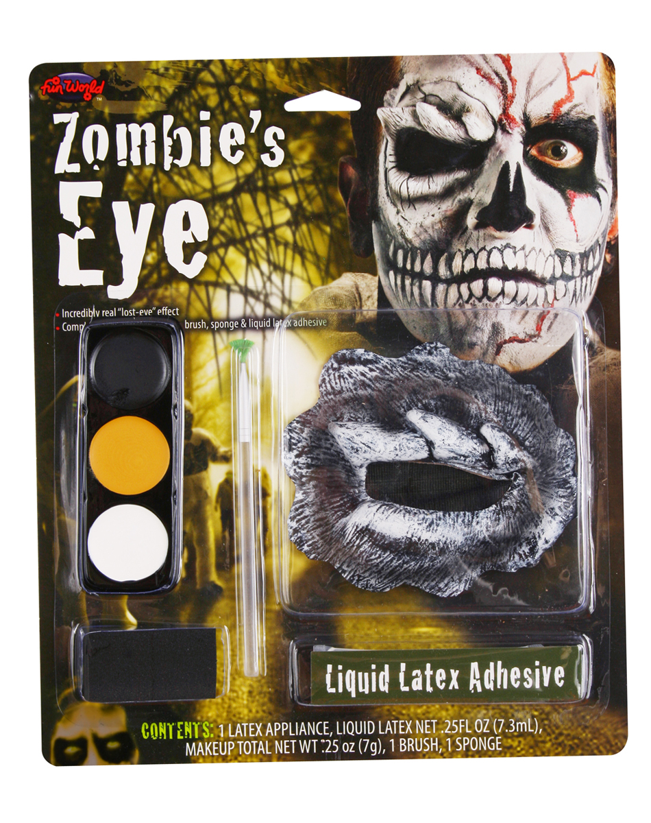 Rotten Zombie Skull Eye SocketRotten Zombie Skull Eye Socket